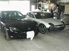 RX-7 と 8