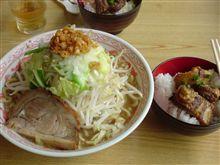 常勝軒の【ふじ麺】~♪