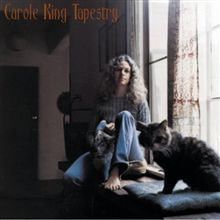 13.Carole King:Tapestry  (1971)
