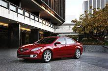 北米向け新型Mazda6