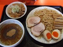 今月3度目 「麺家 宝」にてつけ麺