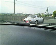 今日見た車
