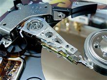 ハードディスク分解