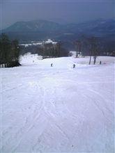 たんばらスキー場で意外な方と遭遇