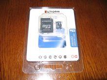 Micro SD・2GB