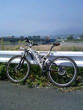 サイクリング気分♪
