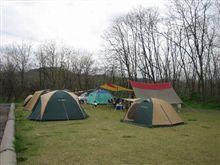 2008キャンプ開始