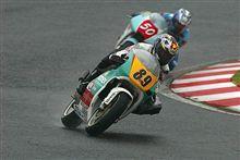 ゼッケン #72 がレースに復帰