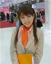 東京モーターショー、女子バレーグラチャン