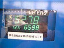 燃費の記録簿(101回目)