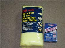 洗車用品2種
