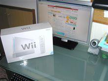 新品Wiiを500円でゲット♪