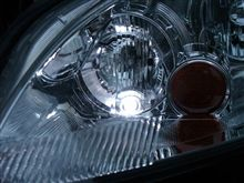 『COLT』車幅灯交換