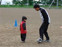 【コンサドーレ】サッカースクール第3回