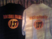 137のポロシャツ