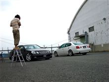 J-LUG アリスト取材!!