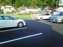 駐車で注意!