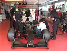 A1GP用マシン(Ferrari)