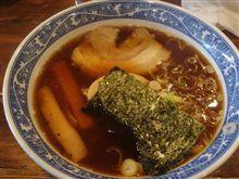 タマネギスープのラーメン(一刻屋)