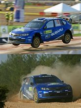WRC第7戦アクロポリス初日、新車投入のスバルはペターが3位