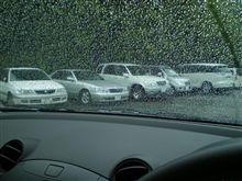 雨でもZOOM ZOOM!