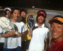 ビーチテニス日本代表♪