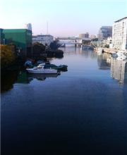 江東区運河の街