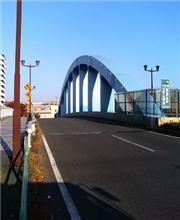 この橋からドラマが?