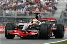 F1カナダグランプリ!!予選結果!!