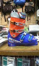 スキーブーツを予約?