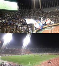 サッカー日本代表(U-23)の試合を見て来ました!!
