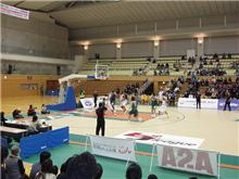 埼玉ブロンコス×仙台89ERS バスケットボールbjリーグ2005-2006 春日部市総合体育館(埼玉県)