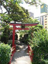 都会の神社(関内 厳島神社)