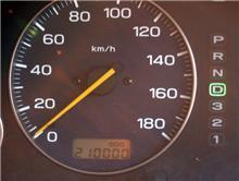 210,000km/2,005日