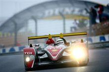 ルマン24時間耐久レース、アウディ勢が5連覇