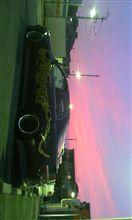 夕日が綺麗