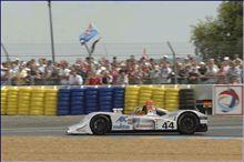 24 Heures du Mans 2008 Warm-Up