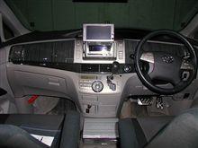 車内の画像