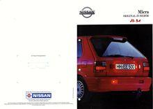 ドイツ版K10マーチオプションカタログ更新