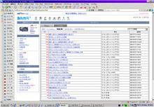 ブログ月次報告(2005年11月度)