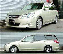 エクシーガ YA5(NA) 全長調整式車高調 『 Best☆i 』 開発完了です