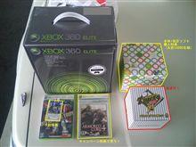 Xbox360エリート +ガンダム オペレーショントロイ セット購入特典色々付き