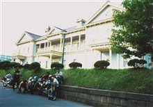 函館での朝とバイク