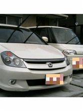 休日恒例の洗車!