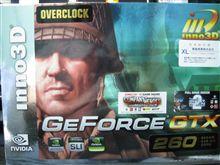 GeForceGTX 260を購入!!