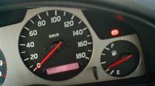 恐怖の燃料計