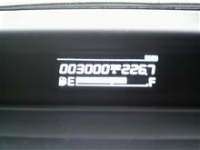 3000km到達