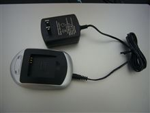 デジカメの充電器