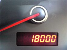 18000kmです♪