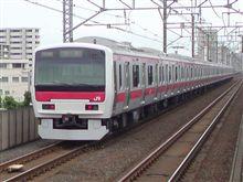 京葉線E331系ファイナル…